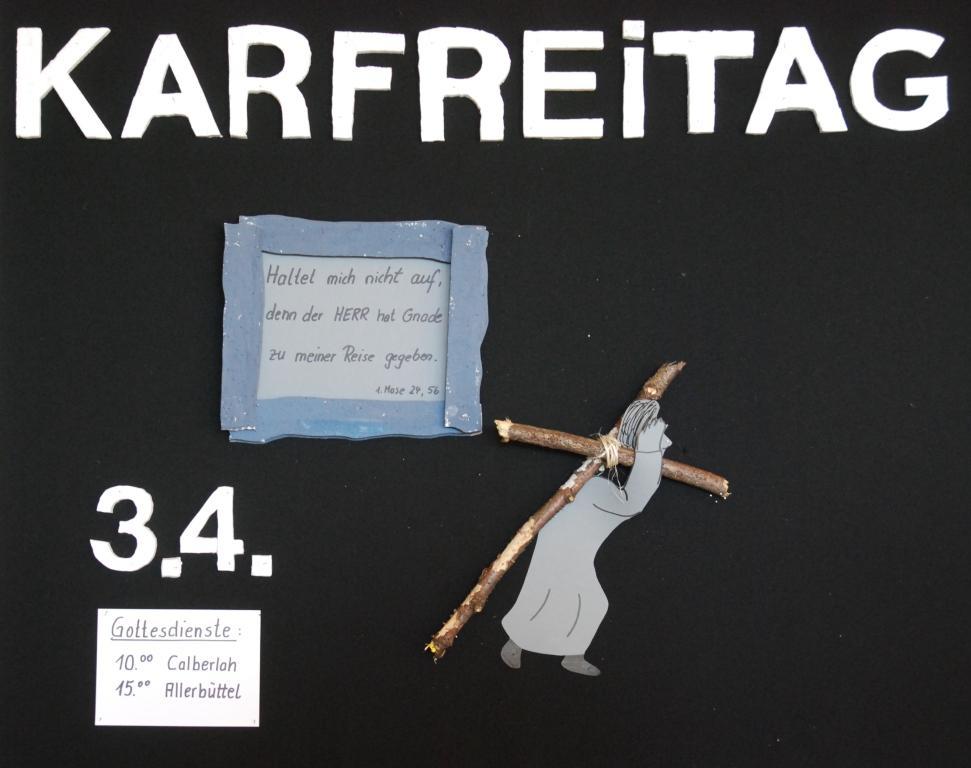 karfreitag 2015