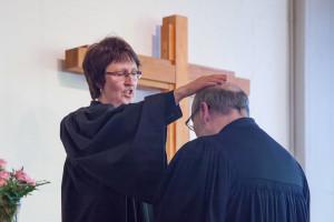 Entpflichtung durch Superintendentin Sylvia Pfannschmidt